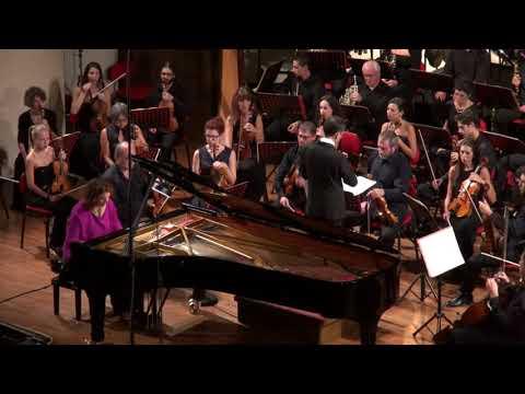 MITO 2017 Torino - Fuoco - Grieg Concerto with Gabriela Montero and Stravinsky Firebird Suite