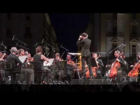 Torino Estate Reale 2017 - Danze sull'acqua - Beethoven VII Symphony - Handel Watermusic