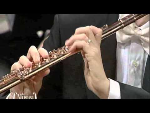 Ravel Daphnis et Chloé flute solo Giampaolo Pretto