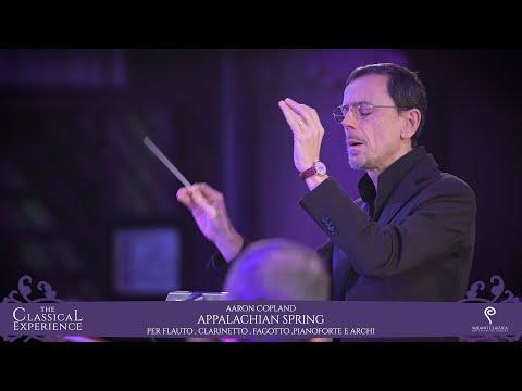 Copland - Appalachian Spring for chamber orchestra - Milano Classica - November 2019