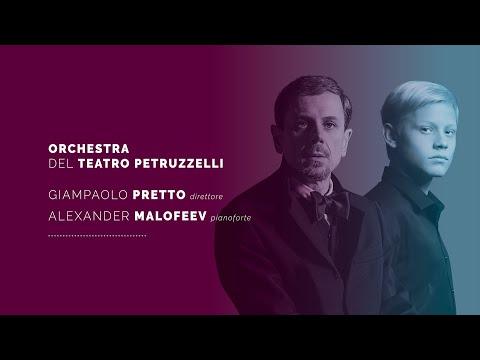 Streaming Concert from Teatro Petruzzelli, Ciaikovsky - Dvoràk