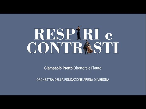 Conducting Mozart and Schubert in Verona with l'Arena Orchestra - YT streaming